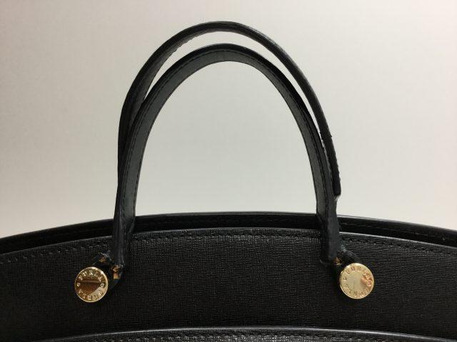FURLA(フルラ)のバッグの持ち手交換が完了しました(三重県鈴鹿市S様) before
