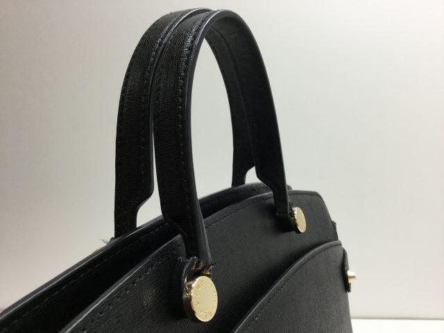 FURLA(フルラ)のバッグの持ち手交換が完了しました(三重県鈴鹿市S様)before02