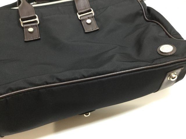 Orobianco(オロビアンコ)のバッグの裂け補修が完了しました(愛知県津島市S様)after02