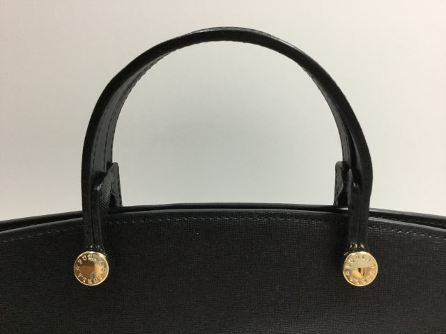 FURLA(フルラ)のバッグの持ち手交換が完了しました(三重県鈴鹿市S様) after