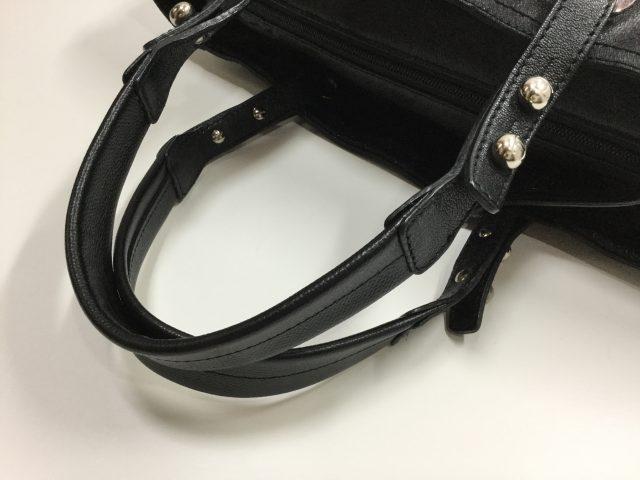 CHANEL(シャネル)のバッグの持ち手交換が完了しました(愛知県名古屋市Y様)after02