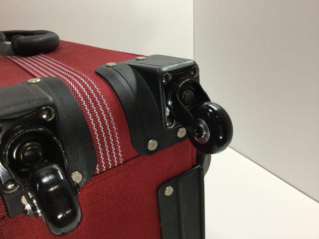 ACTUS(アクタス)のスーツケースのキャスター交換が完了しました(愛知県名古屋市H様)after02