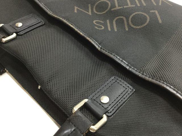 Louis Vuitton(ルイ・ヴィトン)のバッグのループ交換が完了しました(愛知県名古屋市K様) after