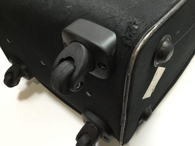 Samsonite(サムソナイト)のスーツケースのキャスター交換が完了しました(愛知県名古屋市Y様)after