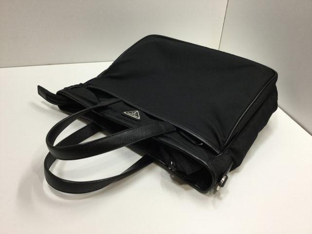 PRADA(プラダ)のバッグの持ち手交換修理が完了しました(愛知県豊川市Y様)after02