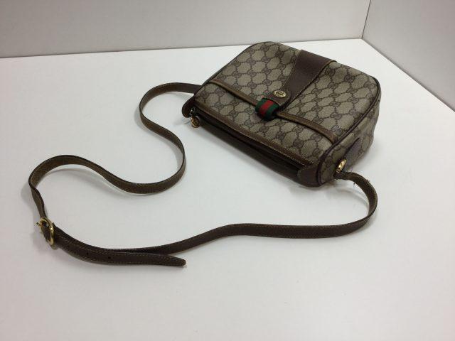 Gucci(グッチ)のバッグのループ交換が完了しました(北海道亀田郡W様)before02