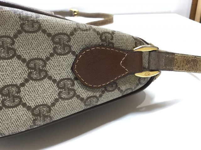 Gucci(グッチ)のバッグのループ交換が完了しました(北海道亀田郡W様) after