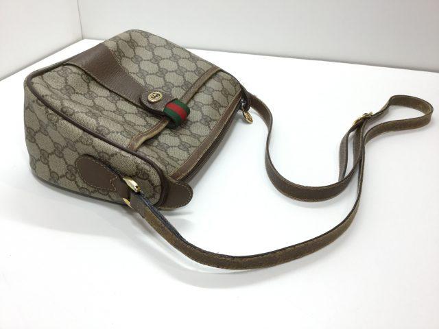 Gucci(グッチ)のバッグのループ交換が完了しました(北海道亀田郡W様)after02