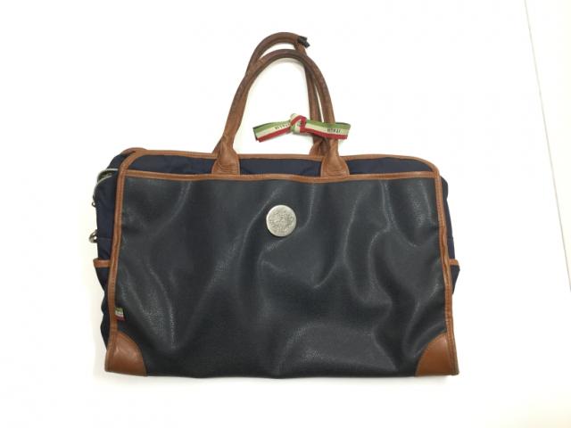 Orobianco(オロビアンコ)のバッグの持ち手交換修理が完了しました(愛知県名古屋市A様)before02