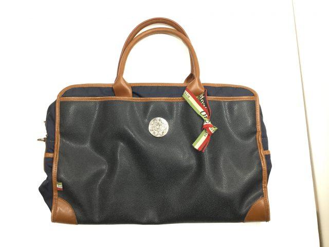 Orobianco(オロビアンコ)のバッグの持ち手交換修理が完了しました(愛知県名古屋市A様)after02