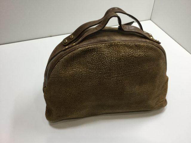 BORBONESE (ボルボネーゼ)のバッグの持ち手作成交換が完了しました(愛知県名古屋市S様)before02