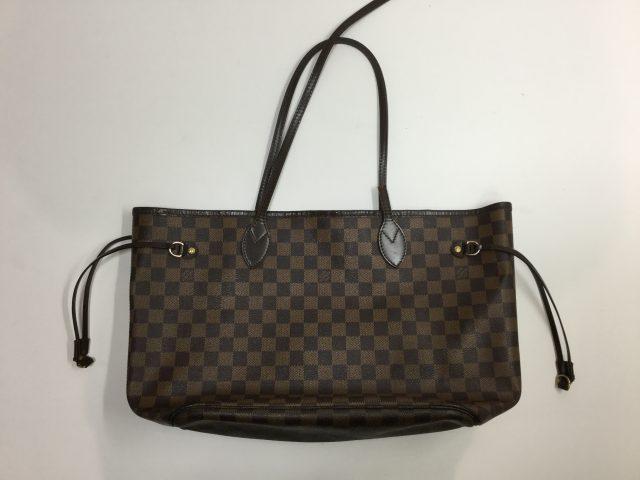 Louis Vuitton(ルイ・ヴィトン)のバッグの持ち手交換修理が完了しました(三重県津市T様)before03