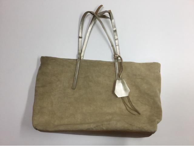 GIANNI CHIARINI(ジャンニ キャリーニ)のバッグの持ち手交換が完了しました。 (愛知県名古屋市T様) before