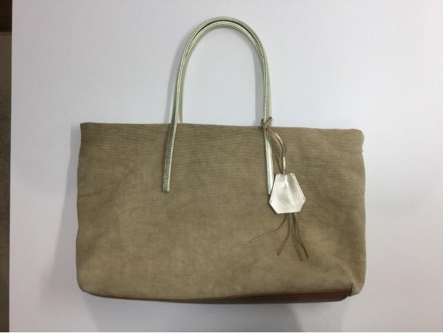 GIANNI CHIARINI(ジャンニ キャリーニ)のバッグの持ち手交換が完了しました。 (愛知県名古屋市T様) after