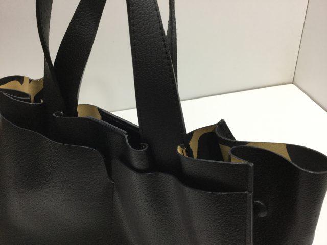 GIANNI CHIARINI(ジャンニ キャリーニ)のバッグの持ち手作成交換が完了しました。( 愛知県名古屋市N様)after02