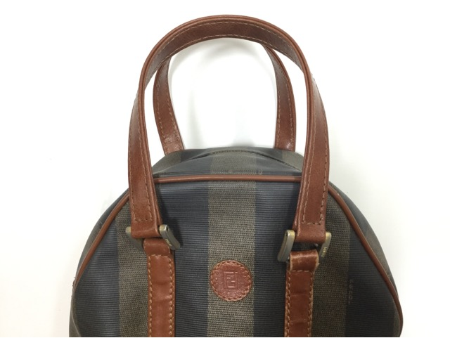 FENDI(フェンディ)のPEQUIN(ペカン)柄バッグの持ち手・ファスナー・内袋交換が完了しました(兵庫県神戸市O様)after02