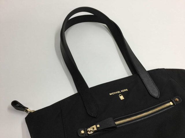 マイケルコース(Michael Kors)のバッグの持ち手作製交換が完了致しました。(愛知県稲沢市S様)after