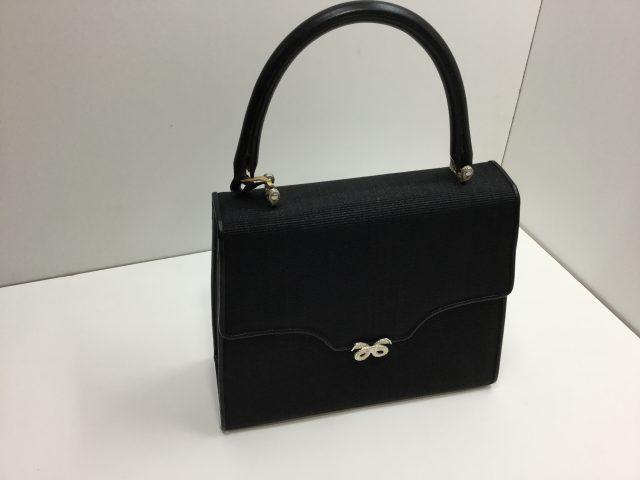 comtesse(コンテス)のバッグの持ち手交換が完了しました(愛知県西尾市O様) before