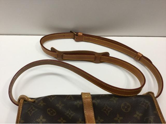 Louis Vuitton(ルイ・ヴィトン)のバッグのショルダーベルト交換が完了しました(愛知県刈谷市K様)after02