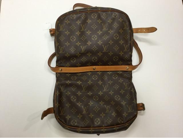 Louis Vuitton(ルイ・ヴィトン)のバッグのショルダーベルト交換が完了しました(愛知県刈谷市K様)after03